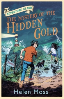 The Mystery of the Hidden Gold, Paperback Book