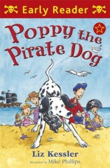 Poppy the Pirate Dog, Paperback Book
