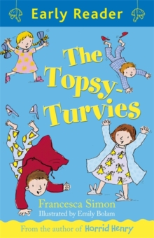 The Topsy-Turvies, Paperback Book