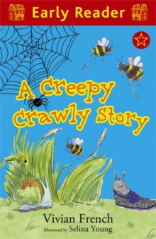 A Creepy Crawly Story, Paperback Book