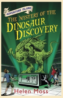 The Mystery of the Dinosaur Discovery, Paperback Book