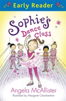 Sophie's Dance Class, Paperback Book