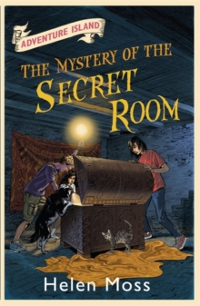 The Mystery of the Secret Room, Paperback Book