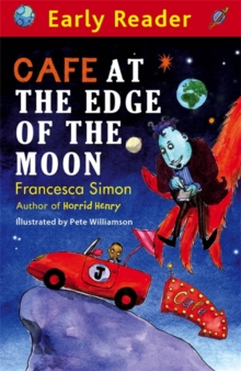 Cafe at the Edge of the Moon, Paperback Book