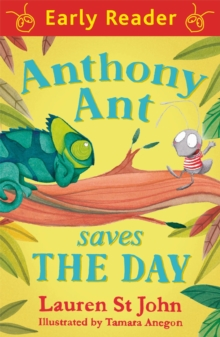 Anthony Ant Saves the Day, Paperback Book