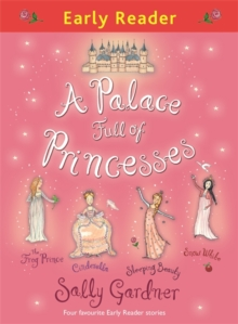 A Palace Full of Princesses, Paperback Book