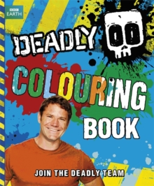 Deadly Colouring Book, Paperback Book