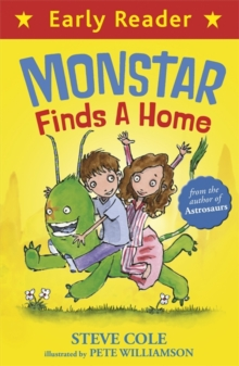 Monstar Finds a Home, Paperback Book