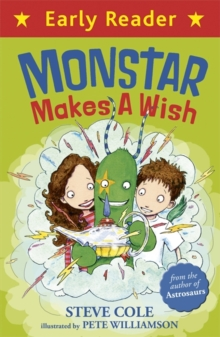 Monstar Makes a Wish, Paperback Book