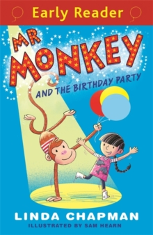 Mr Monkey and the Birthday Party, Paperback Book