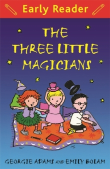 The Three Little Magicians, Paperback Book