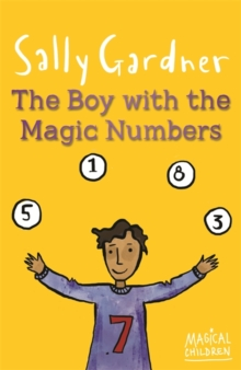 The Boy with the Magic Numbers, Paperback Book