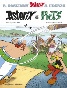 Asterix and the Picts : Album 35, Paperback Book