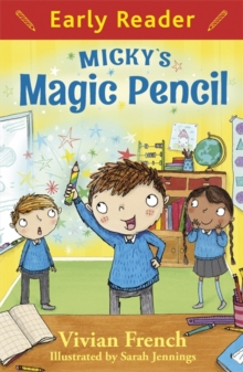 Micky's Magic Pencil, Paperback Book