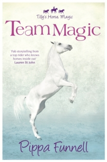Team Magic, Paperback Book