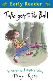 Tulsa Goes to the Ball, Paperback Book