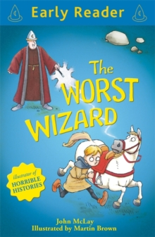 The Worst Wizard, Paperback Book
