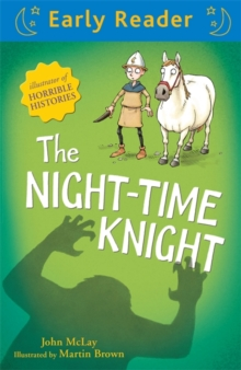 The Night-Time Knight, Paperback Book
