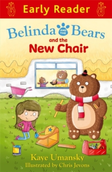 Belinda and the Bears and the New Chair, Paperback Book