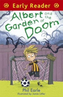 Albert and the Garden of Doom, Paperback Book