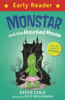 Monstar and the Haunted House, Paperback Book