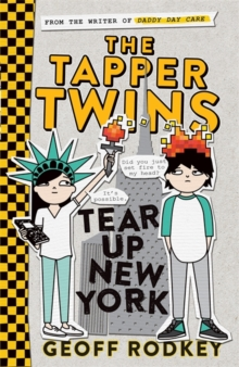 The Tapper Twins Tear Up New York, Paperback Book
