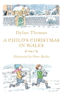 A Child's Christmas in Wales, Paperback Book