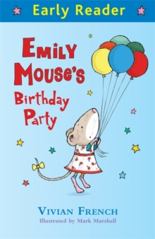 Emily Mouse's Birthday Party, Paperback Book