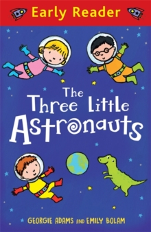 The Three Little Astronauts, Paperback Book