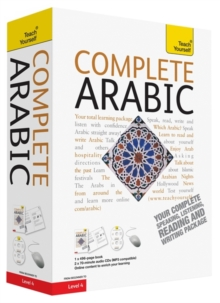 Complete Arabic Beginner to Intermediate Book and Audio Course : Learn to Read, Write, Speak and Understand a New Language with Teach Yourself, Mixed media product Book