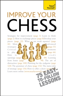 Improve Your Chess: Teach Yourself, Paperback Book