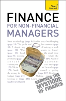 Finance for Non-financial Managers: Teach Yourself, Paperback Book