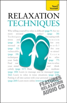 Relaxation Techniques: Teach Yourself, Paperback Book