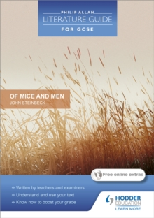 Philip Allan Literature Guide (for GCSE): Of Mice and Men, Paperback Book