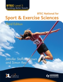 BTEC Level 3 National Sport & Exercise Sciences : Level 3, Paperback Book