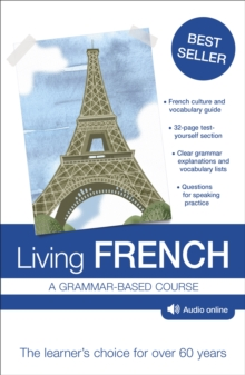 Living French : A Grammar-based Course, Mixed media product Book