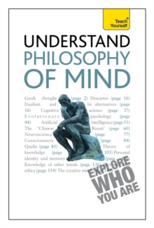 Philosophy of Mind: Teach Yourself, Paperback Book