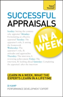 Successful Appraisals in a Week: Teach Yourself, Paperback Book