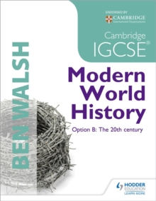 Cambridge IGCSE Modern World History : Student's Book, Paperback Book