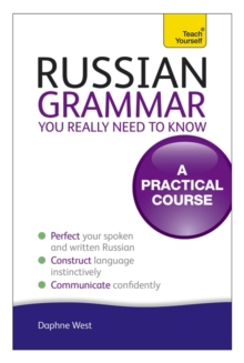 Russian Grammar You Really Need to Know: Teach Yourself, Paperback Book