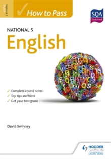 How to Pass National 5 English, Paperback Book