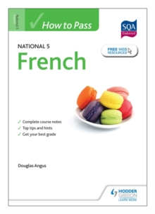 How to Pass National 5 French, Paperback Book