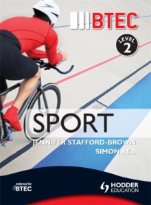 BTEC First Sport Level 2, Paperback Book