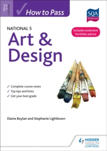 How to Pass National 5 Art & Design, Paperback Book