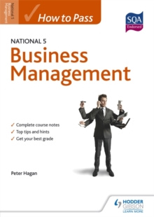 How to Pass National 5 Business Management, Paperback Book