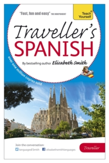 Elisabeth Smith Traveller's: Spanish, Mixed media product Book