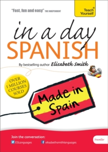 Beginner's Spanish in a Day: Teach Yourself, CD-Audio Book