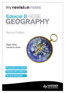 My Revision Notes: Edexcel B GCSE Geography, Paperback Book