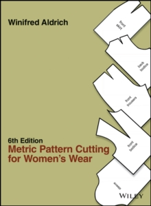 Metric Pattern Cutting for Women's Wear 6E, Hardback Book