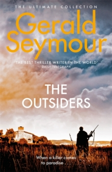 The Outsiders, Paperback Book